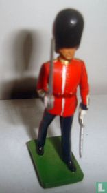 Scots Guard officer