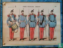 Armée Française. Infanterie.
