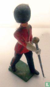 Scots Guard Drum Major