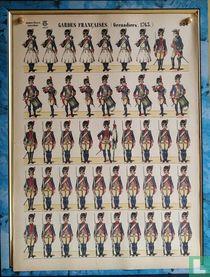 Gardes Françaises (Grenadiers 1763)