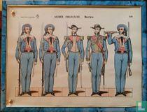 Armée Française. Marins.