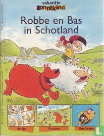 Robbe en Bas in Schotland