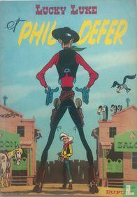Lucky Luke et Phil Defer