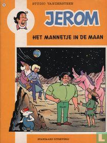 Het mannetje in de maan