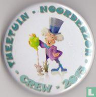 Noorderzon Theetuin crew