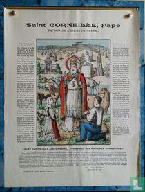 Saint Corneille, Pape