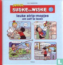 Leuke strip-mopjes om zelf te lezen