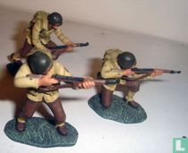 US Infantry the Big Red One