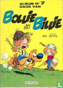 Gags van Bollie en Billie