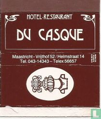 Hotel Restaurant Du Casque