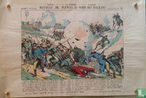 Bataille de Plewna, au nord des Balkans