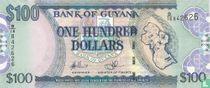 Guyana 100 Dollars - P36b