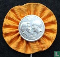 10 maart 1966 (op oranje rozet)