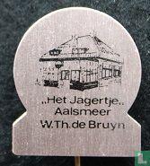 """""""Het Jagertje"""" Aalsmeer W.Th. de Bruyn"""