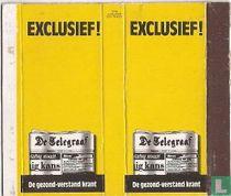 Exclusief! De Telegraaf