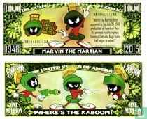 Marvin the Martian biljet