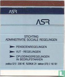Stichting Administratie Sociale Regelingen