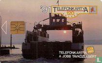 Balaton Ferry - Sorszámozott