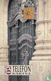 Budapest Now - Door
