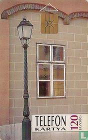 Budapest Now - Window 1