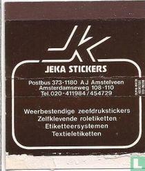Jeka Stickers