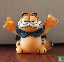 Garfield als Dracula