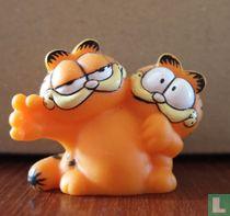 Dubbele Garfield