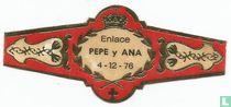 Enlace Pepe y Ana 4-12-76