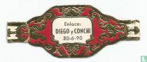 Enlace: Diego y Conchi 30-6-90