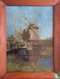 Study of a mill