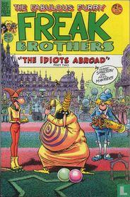 Freak Brothers 9
