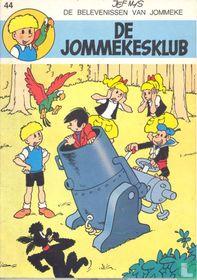 De Jommekesklub