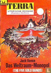 Terra Utopische Romane 410
