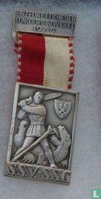 Switzerland  S.S.V. - S.S.C.  Shooting medal  1959