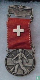 Switzerland  S.S.V. - S.S.C.  Shooting medal  1946