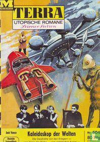 Terra Utopische Romane 504