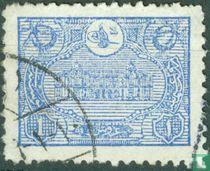 Postgebouw Istanboel