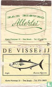 Bar Bistro Allerlei / De Visserij