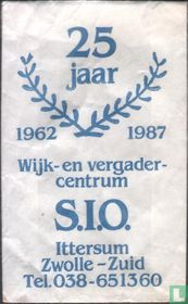 25 Jaar Wijk-en Vergadercentrum S.I.O.