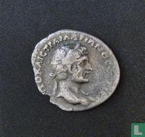 Romeinse Rijk, AR Hemidrachme, 117 - 138 AD, Hadrianus, Caesarea, Cappadocia, 120-121 AD