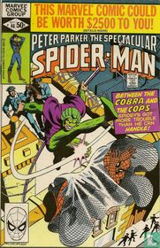 Peter Parker, The Spectacular Spider-Man 46