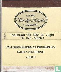 Sinds 1866 Van der Heijden Cuisiniers