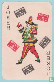 Joker, Belgium, Dow's Port, Speelkaarten, Playing Cards