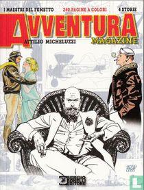 Avventura Magazine: Atillo Micheluzzi