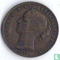 Nova Scotia 1 penny 1856