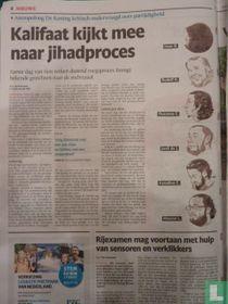 Kalifaat kijkt mee naar Jihadproces