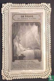 La grace du pauvre malade (meerluik)