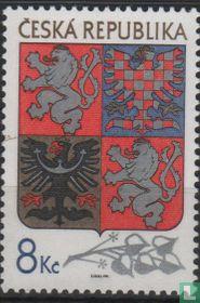 Große staatliche Wappen