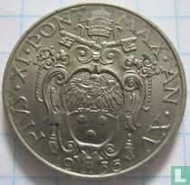 Vaticaan 20 centesimi 1936