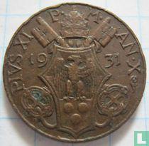 Vaticaan 5 centesimi 1931